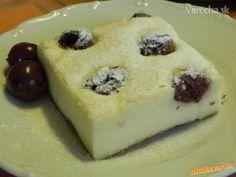 Tvarohový koláč – jednoduchý, rýchly a zdravý