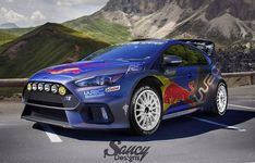 "168 Me gusta, 3 comentarios - @Htusoli (@rv_motorsport) en Instagram: ""#Ford #Focus #WRC By @st.saucy #Design #Rally #Rs #Motorsport #FordRallye #FordPerformance…"""