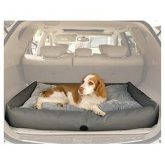 """K&h Pet Products Travel Bed Large Gray 30"""" x 48"""", Grey"""