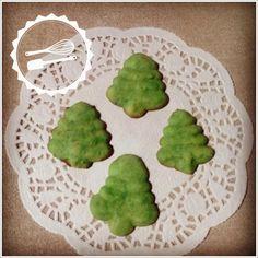 Baunilha Cor-de-Rosa: #cookies #christmastree #christmas