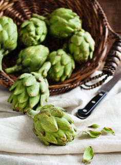 By Colleen McTiernan  As far as vegetables go, artichokes are certainly one of the more distinctive looking options. Artichokes owe their odd appearance to the fact that they (like capers) are actually flower buds!  If your diet is lacking in fiber (like the majority of Americans), you may want to add some artichokes to your plate. According