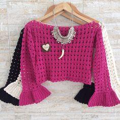 Fabulous Crochet a Little Black Crochet Dress Ideas. Georgeous Crochet a Little Black Crochet Dress Ideas. Crochet Jumper, Crochet Eyes, Black Crochet Dress, Crochet Crop Top, Crochet Woman, Crochet Blouse, Crochet Baby, Crochet Bikini, Knit Crochet