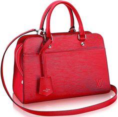 b0a81ad657ea Louis Vuitton Epi Vaneau Bag. Louis Vuitton HandbagsLv ...