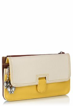 yellow hand clutch bag #prom
