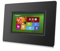 7 inch Cloud Digital Photo Frame CPF716 with Built-in Battery
