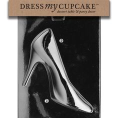 Dress My Cupcake Chocolate Candy Mold High Heel ShoePiece 1 *** Want to know more, click on the image from Amazon.com