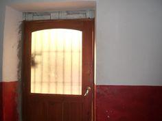 Colonial doors stolen