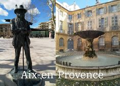 City break in Franta - partea Aix-en-Provence - City femme Travel Around Europe, Travel Around The World, Around The Worlds, Aix En Provence, Paul Cezanne, City Break, Louvre, Adventure, Building