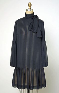 Dress Designer: Marc Bohan (French, born 1926) Date: fall/winter 1969–70