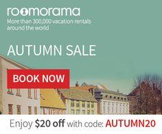 New Deals at Roomorama!