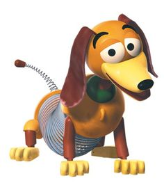 Amazon POOF-Slinky 228BL Disney Pixar Toy Story Slinky Dog Jr. on Sale- cute picture of the slinky dog @Karen Swaim Toy Story Movie, Toy Story Buzz, Toy Story Party, Toy Story Birthday, Disney Cars Party, Disney Toys, Disney Movies, Disney Pixar, Disney Characters