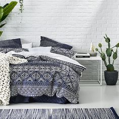 Mercer + Reid - Kita - Bedroom Quilt Covers & Coverlets – Adairs online