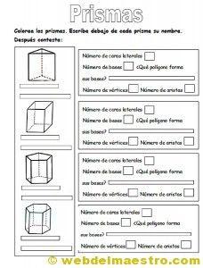 Ejercicios de ejes de simetría – Primaria - http://materialeducativo ...