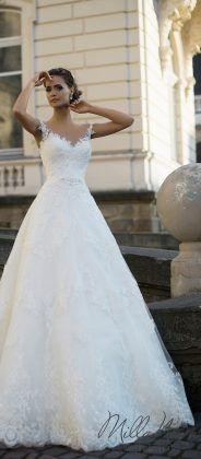 milla nova 2016 bridal wedding dresses avril