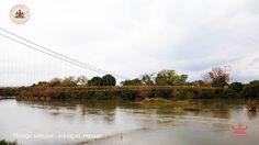 #Kattepura #Hanging #Bridge (The second largest hanging bridge in Karnataka), #Konanur, #Arakalgud Taluk, #Hassan. #tourism
