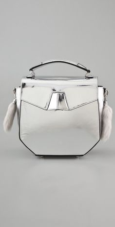 A purse with rabbit ears? Does it get more lucky than that?