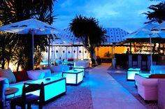 KM5 Ibiza...fantastic, beautiful restaurant