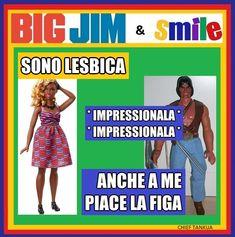 Big Jim & Smile: Quando vuoi fare colpo - Chief Tankua Big Jim, Comic Books, Comics, Memes, Cover, Funny, Meme, Funny Parenting, Cartoons