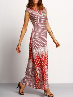 DIMMI CON CHI VAI E TI DIRO' CHI SEI: Il mio nuovo abito tribal print by SheIn