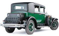 1928 Cadillac Town Sedan de Al Capone