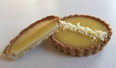 Lemoncurd-tærter - Egeriis kager