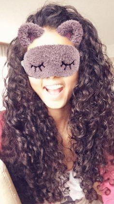 curly hair / curly girl / natural hair