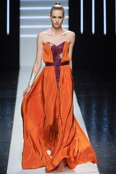 Maxime Simoëns   Spring 2012 Couture Collection   Vogue Runway