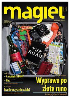Okładka - październik 2014