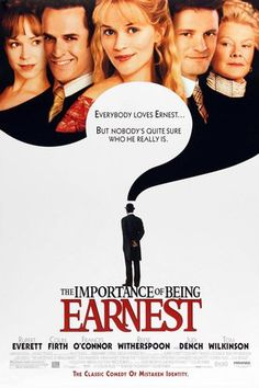Watch The Importance of Being Earnest Full Movie Streaming HD