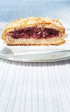 Vegan Phyllo Strudel with Cherries and Almonds | Vegetarian Times