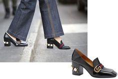 """Xu hướng giày và túi xách """"nóng bỏng tay"""" tại Milan FW"""