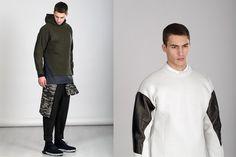 P E B Autumn/Winter 2015 Men's Lookbook
