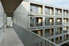 Eda Junior Living, Knivsta. Andreas Martin-Löf Arkitekter. » Lindman Photography