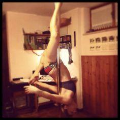 #poledance #pole #workout #hard #sundays