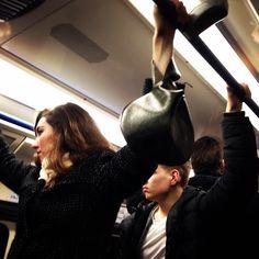 Looking good while on the go. xx, Bija #Bija #bijabags #bijabags #bijaforchristmas #accessories #christmaspresents #christmasiscoming #fashion #fridaynight #hanging #handbags #love #lightenyourload #partybags #smallbags #underthetree #subway #underground #goingout