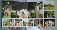 minneapolis flush mount wedding album