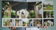 minneapolis flush mount wedding album