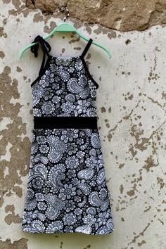 handmade womans dress