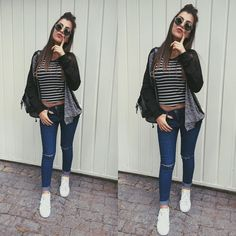 Natalia Cardoso (@nahcardoso) • Fotos e vídeos do Instagram Tumblr Fashion, Girl Fashion, Fashion Outfits, Womens Fashion, Casual Chic, Fall Winter Outfits, Feminine Style, Casual Looks, Dress To Impress