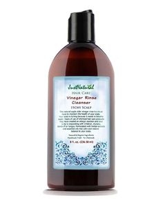 Vinegar Rinse Cleanser Itchy Scalp