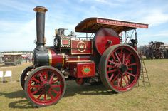 Lord Kitchener - owned by The Saunders Collection http://www.vintagetractorcollector.com/