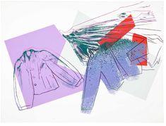 Halston Advertising Campaign: Women's Wear Christie's Andy Warhol @ Christie's: Fashion