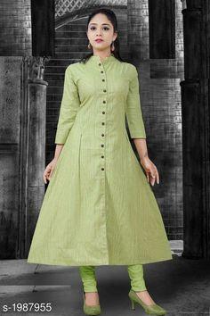 Aileen Stylish Handloom Cotton Kurtis Vol 1 Fabric: Handloom Cotton Sleeves: Sleeves Are Included Size: L- 40 in, XL - 42 in , XXL . Silk Kurti Designs, Sari Blouse Designs, Kurta Designs Women, Salwar Designs, Simple Blouse Designs, Stylish Dress Designs, Stylish Dresses, Simple Pakistani Dresses, Pakistani Outfits