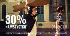 Odbierz swój kupon na 30% zniżki do House!