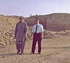 Daisaku Ikeda Visiting Pakistan, 1962