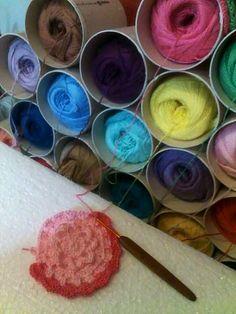 circle crochet