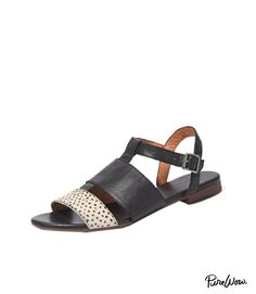 The leather footbed provides a bit of arch support.