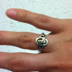 <3 James Avery ring