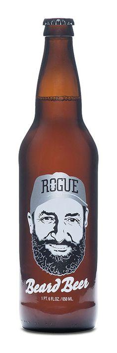 Rogue's Beard Beer