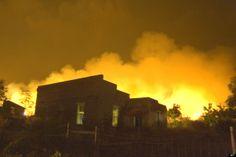 Tuscarora Wildfire